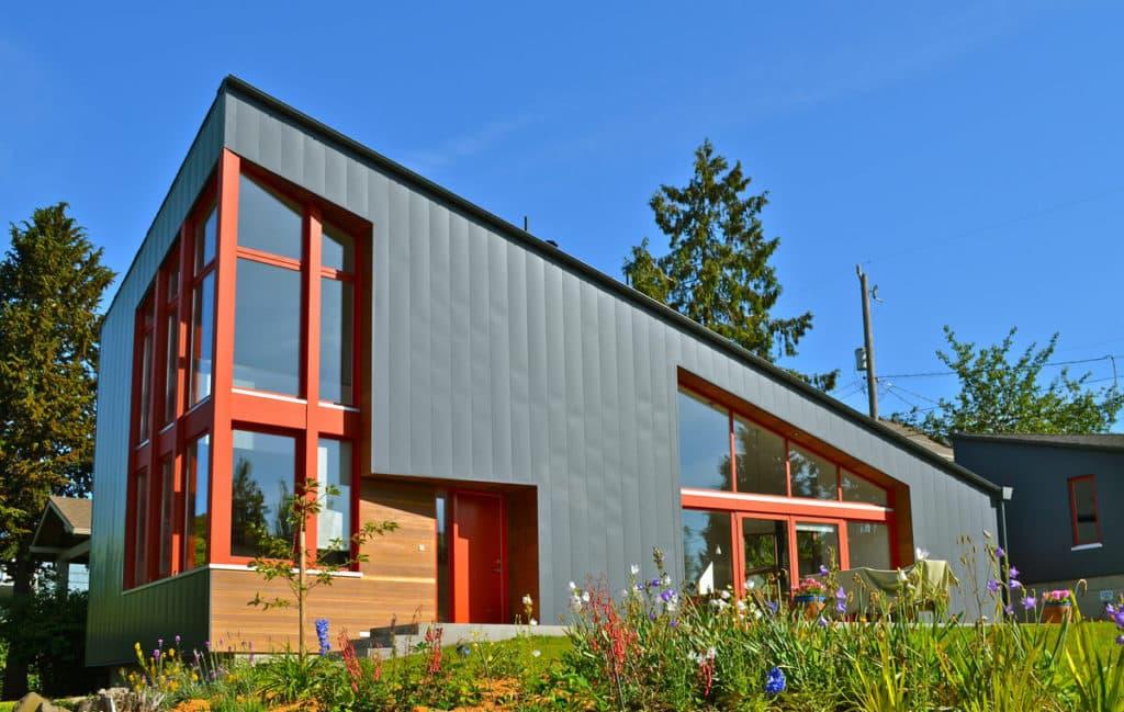 Aluminum House Siding