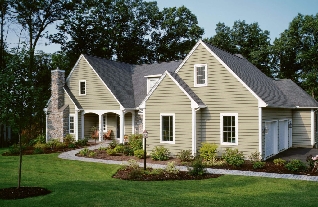 Horizontal Vinyl Siding