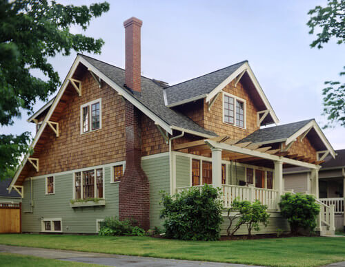 Shake Siding: 4 Best Materials for Your House - Siding Cost ...