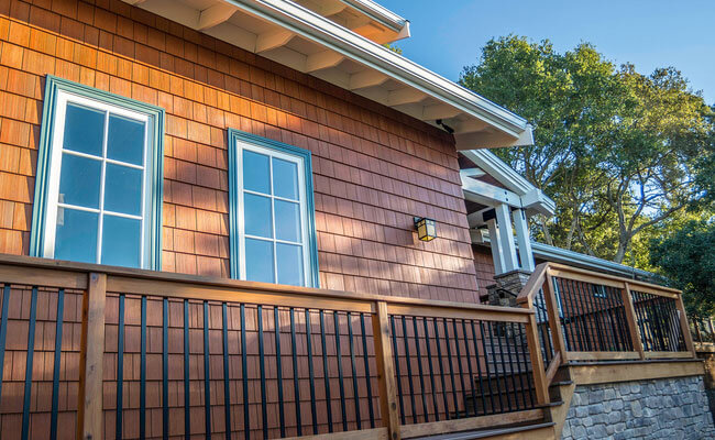 7 Popular Siding Materials To Consider: Nichiha Sierra Premium Shake @TR11