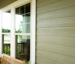 Wide Exposure Hardie Plank Siding